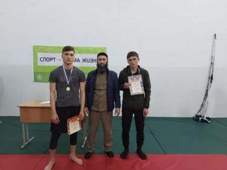 Открытый районный турнир по грэпплингу, приуроченный ко Дню Конституции ЧР